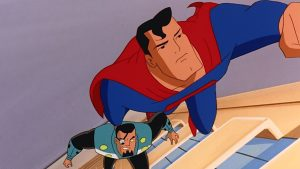 The Unique Challenge Superman: The Animated Series Dealt With That Wasn't A Problem On Batman, According To The Producer